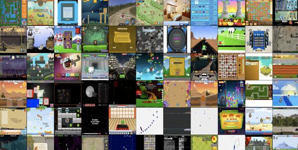 OpenIA videogames