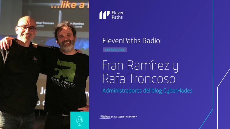 Fran y Rafa - RootedCon 2020