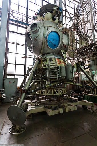 Cuando la URSS llegó a la luna Lunarlanderruso_5059805979_o_opt